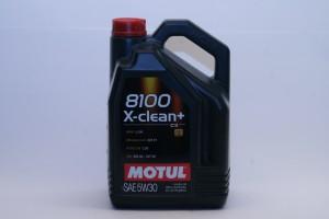 Motul 8100 x-clean+